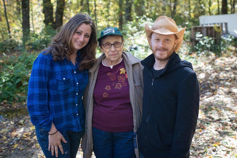 Tara, Jeanne & Tyler