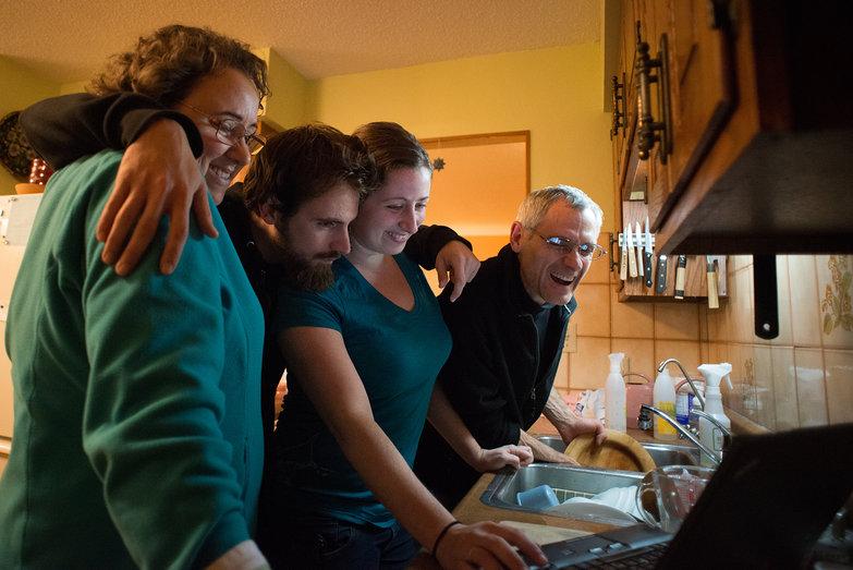 Lisa, Lian, Tara & Mark