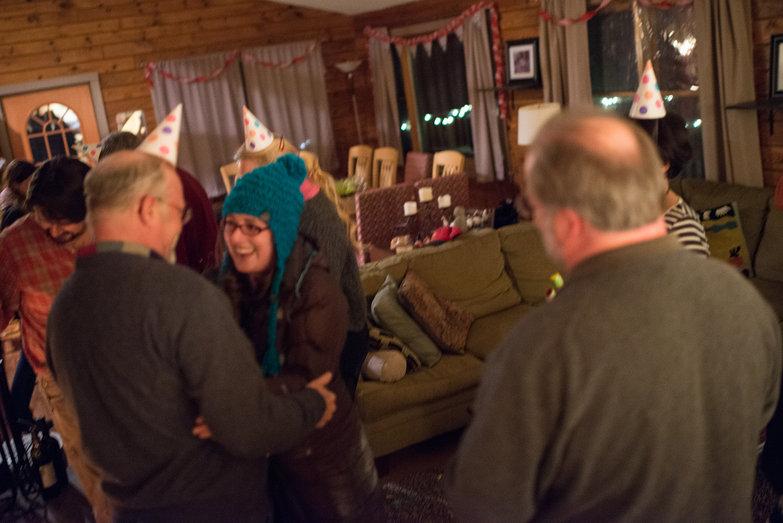 Tara's Surprise Party