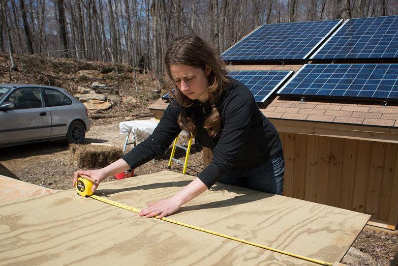 Tara Measuring Plywood