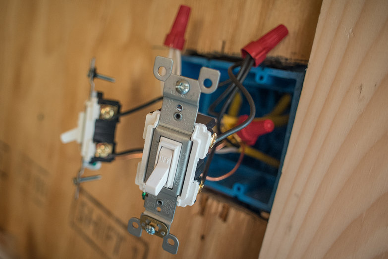 Lightswitch Wiring