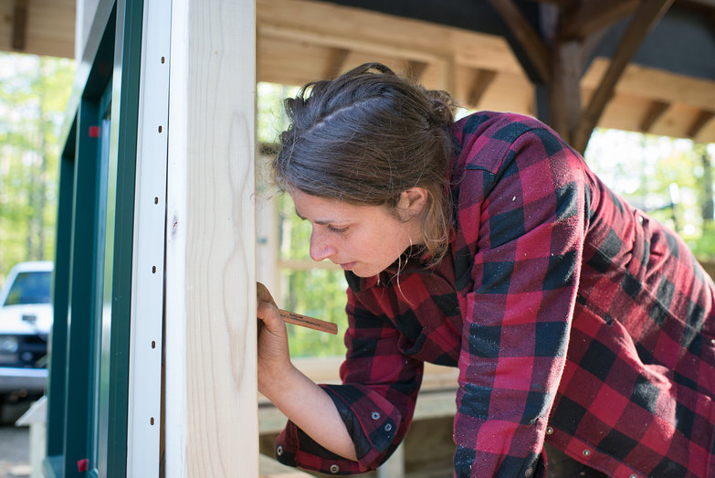 Tara Marking Window Frame