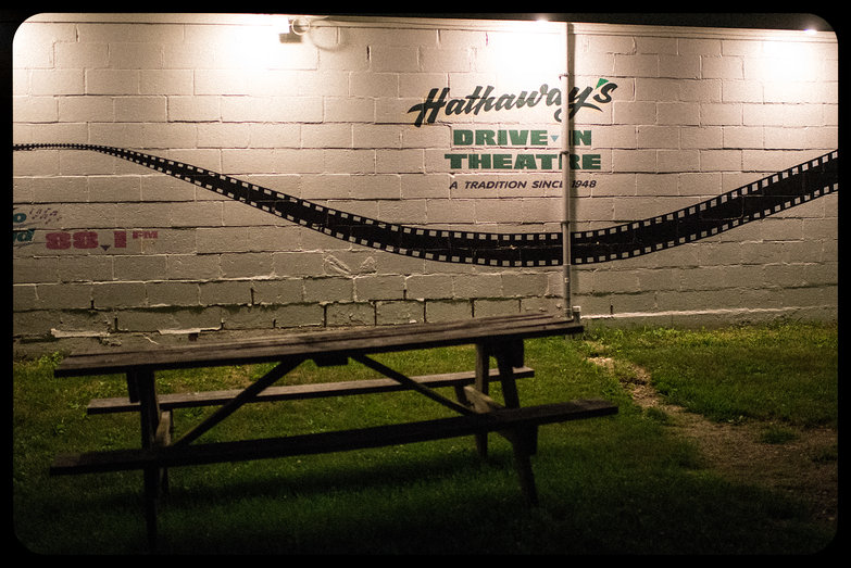 Hathaway's Drive-In Theater
