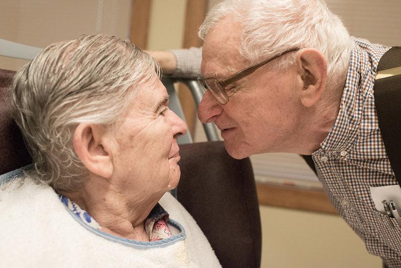 Grandma & Grandpa Cohen