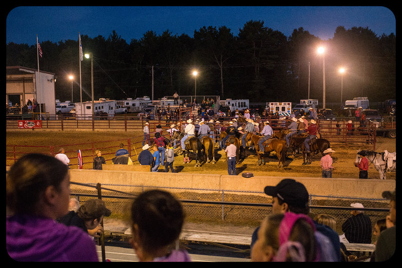 Washington County Fair Rodeo