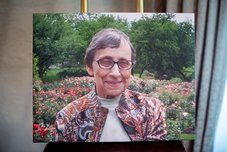 Jeanne Marsh Memorial Photo
