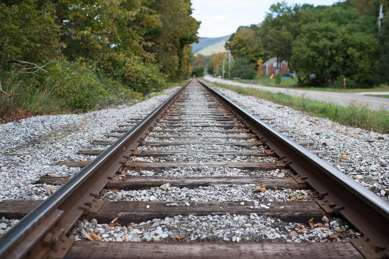 Sunderland Railroad Rails