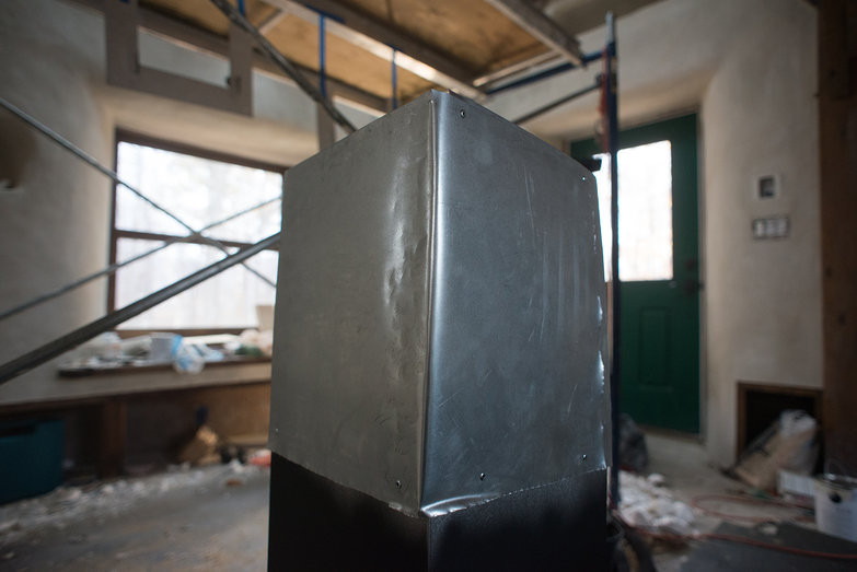 Chimney Support Box Extension