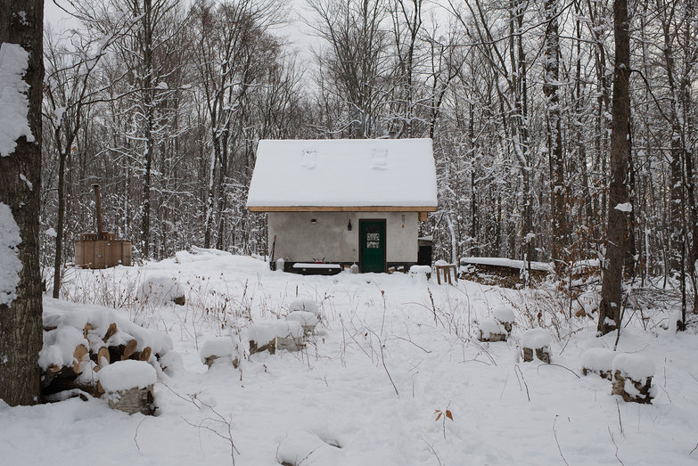 Our Homestead, Covered in Snow