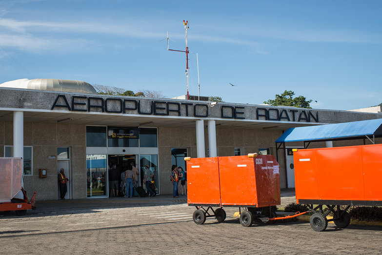 Aeropuerto De Roatan