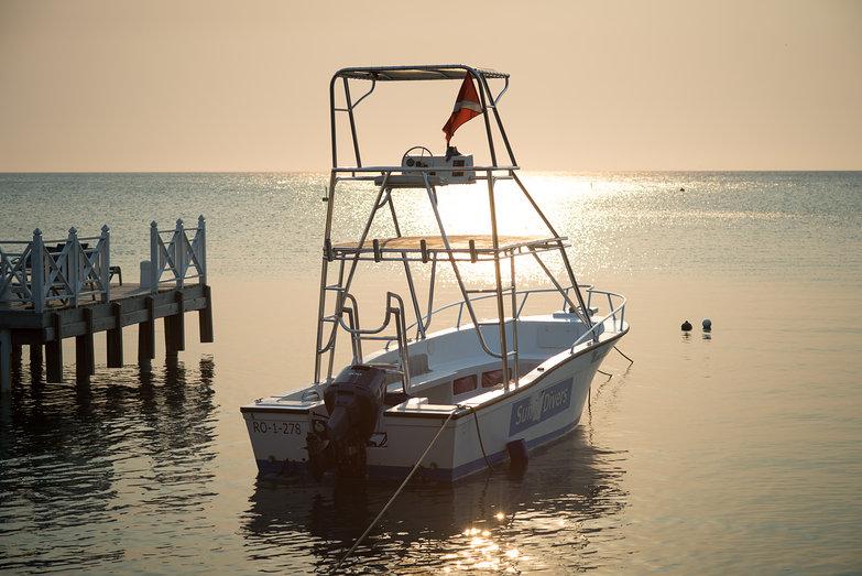 Sun Divers Boat
