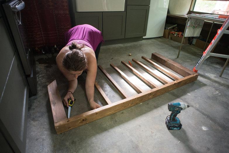 Tara Measuring for Railing