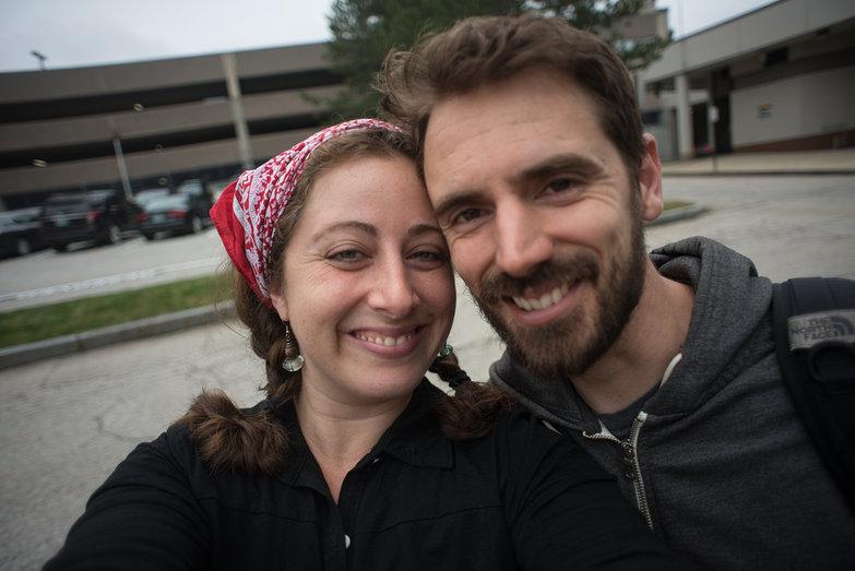 Lian & Tara Selfie