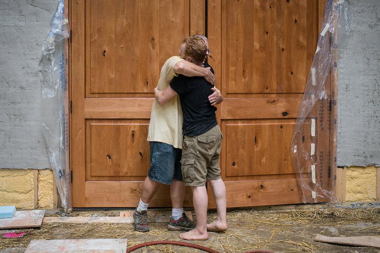 Dale & Tyler Hug