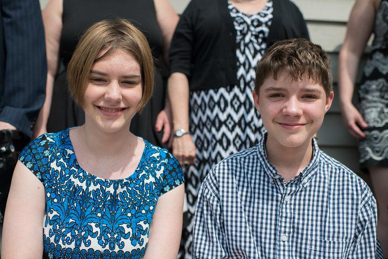 Kathryn & Charles