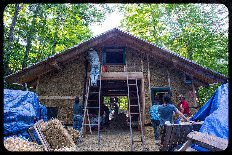 Strawbale Workshop