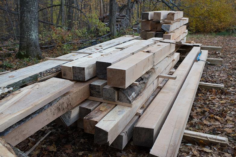 Milled Lumber!