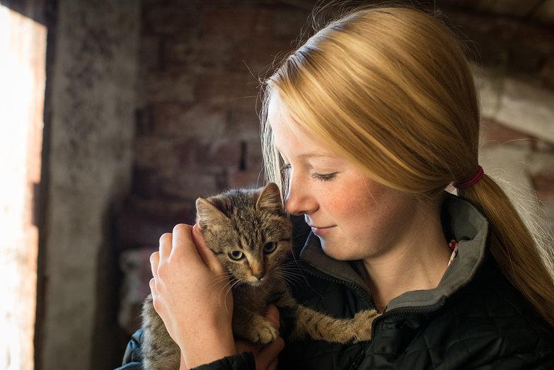 Vivian & Kitty