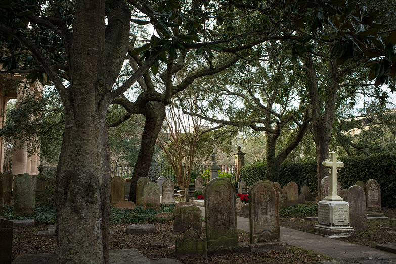 St. Philip's Church Graveyard
