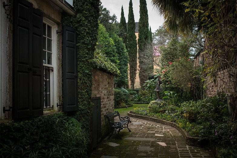 Charleston House & Garden