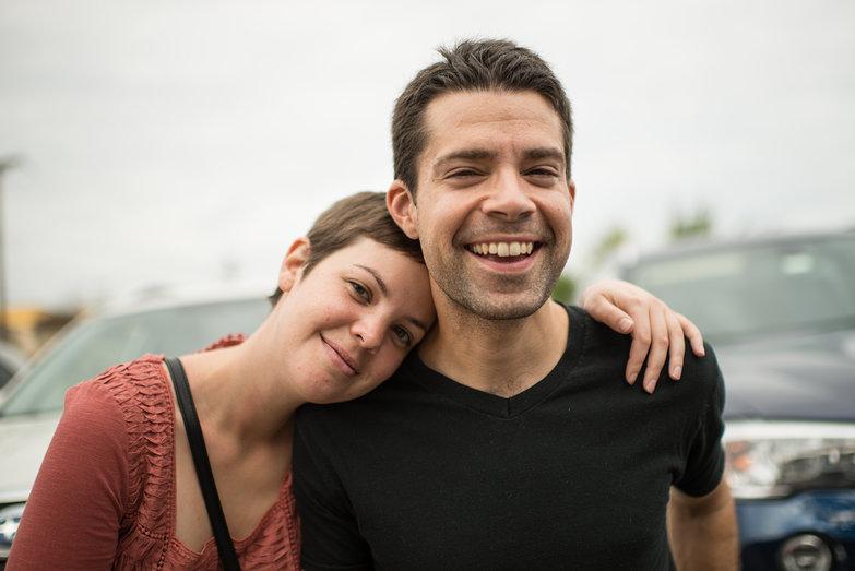 Lucy & Seth