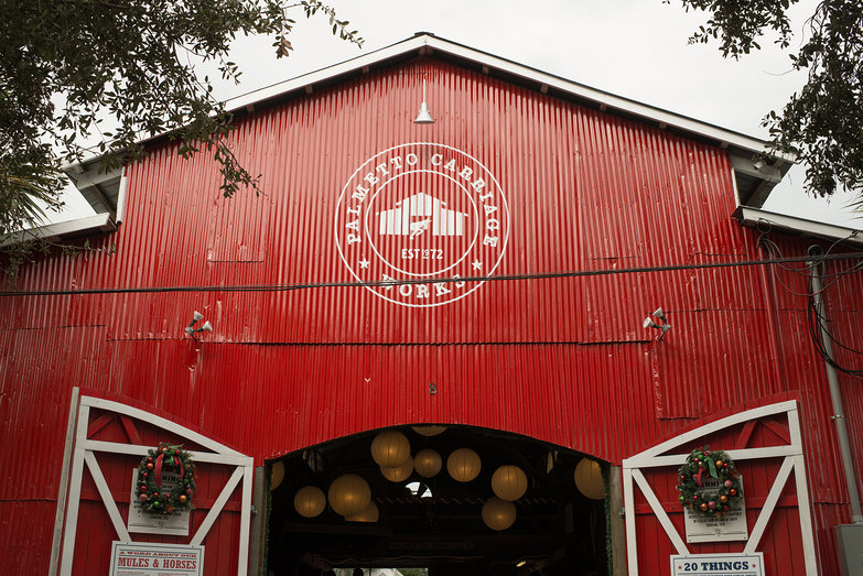 Palmetto Carriage Works (AKA The Big Red Barn)
