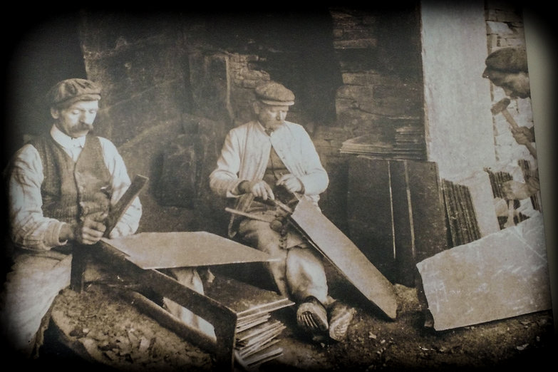 Old Photograph of Slaters