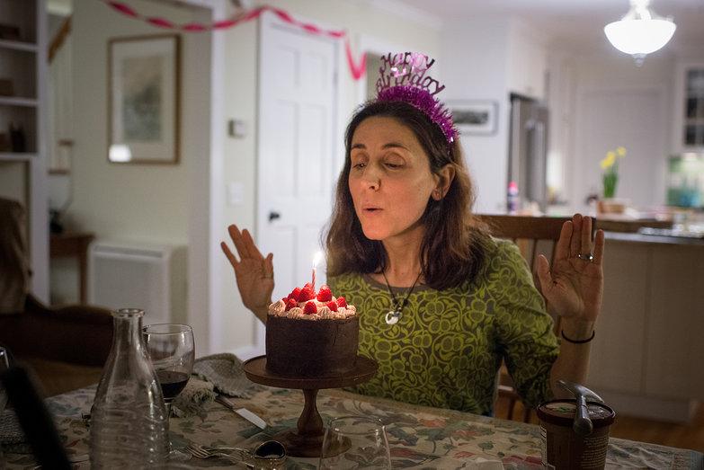 Hercilia & Birthday Cake