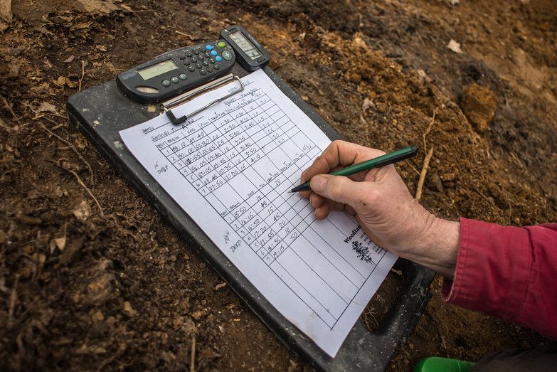 Septic System Percolation Test Results