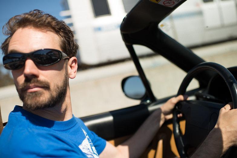 Lian Driving Miata