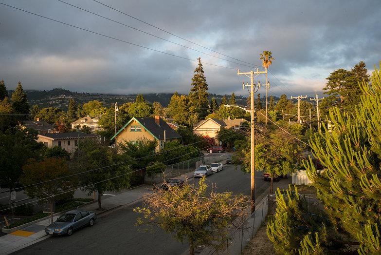 Lian's Oakland Apartment View