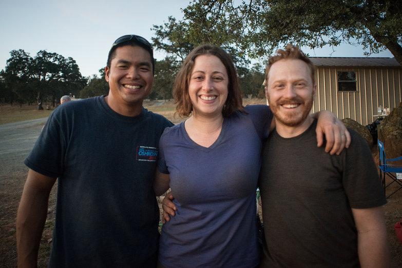 Joe Cruz & Us at BlackHawk Paramotors