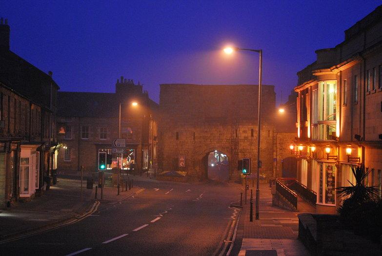 Alnwick, Northumberland, England