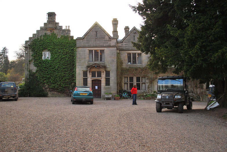 Hedgeley Hall