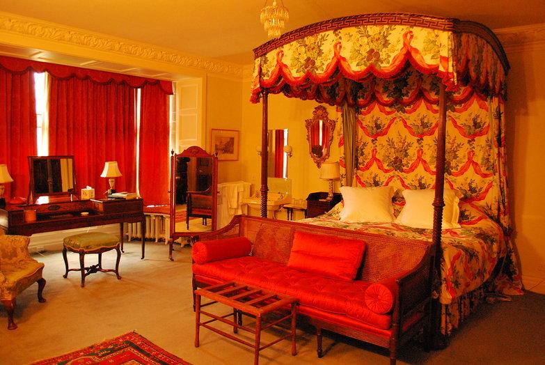 Queen Mother's Bed