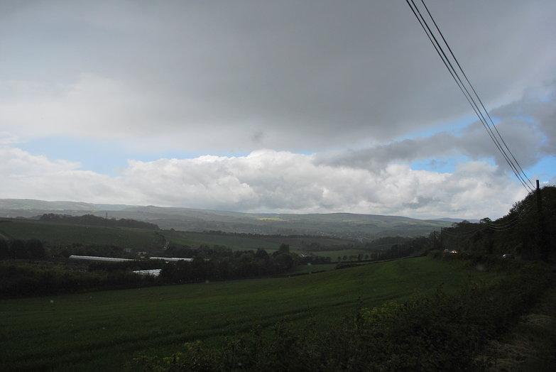 Cloudy Landscape
