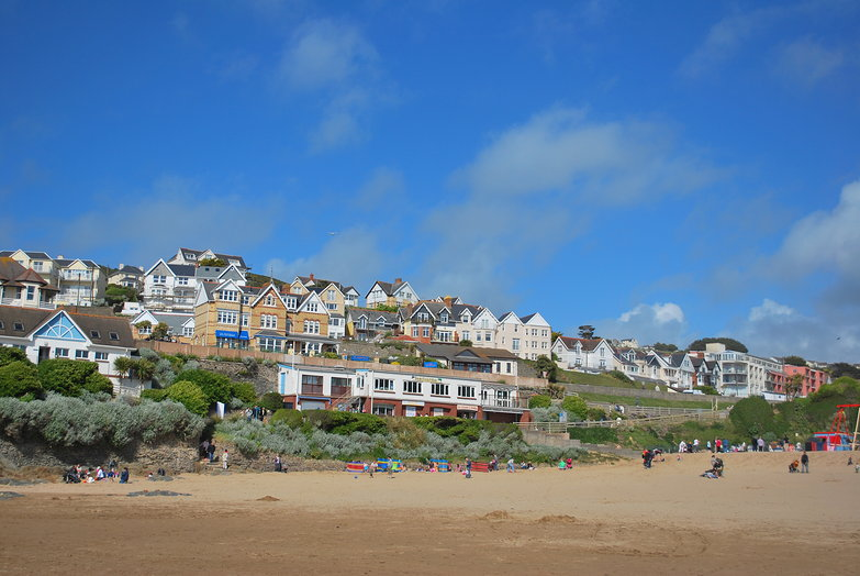 Woolacombe Beach Houses
