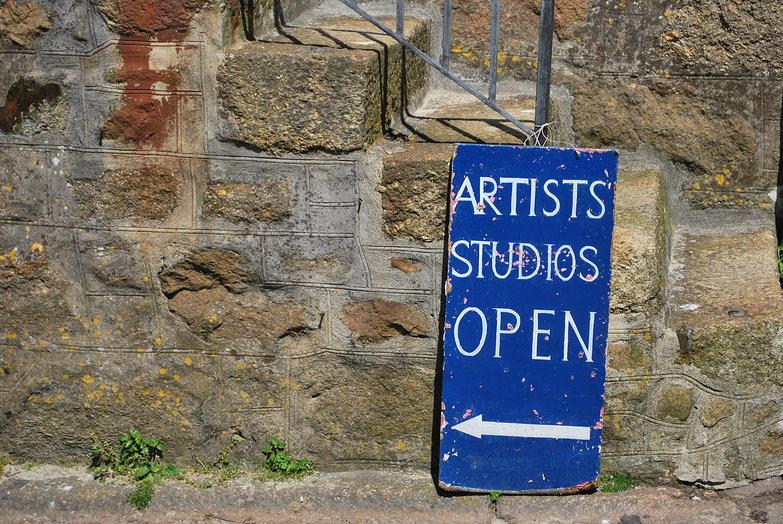 Artist Studios Open