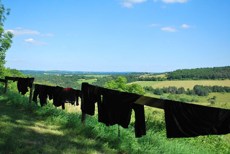 Clothesline View