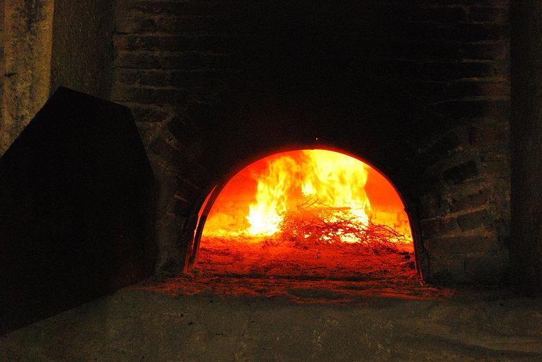 Fiery Oven