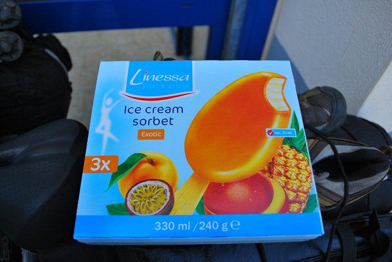 Ice Cream Sorbet