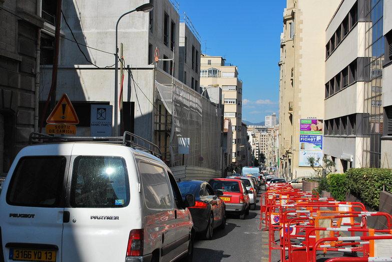 Marseilles Traffic