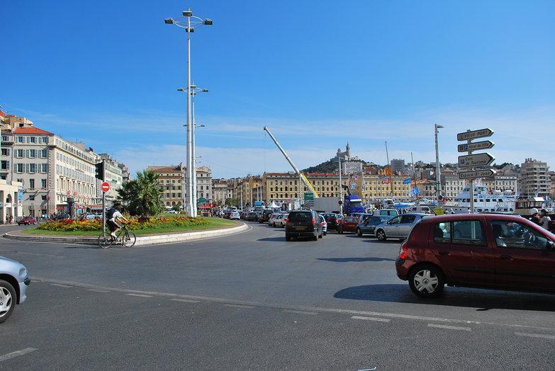 Marseilles Roundabout