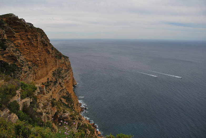 Route Des Crètes Overlook