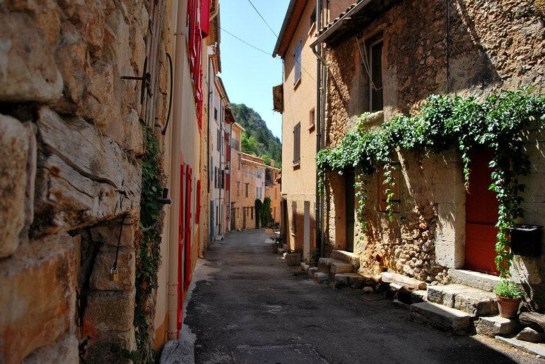 Aiguines Street