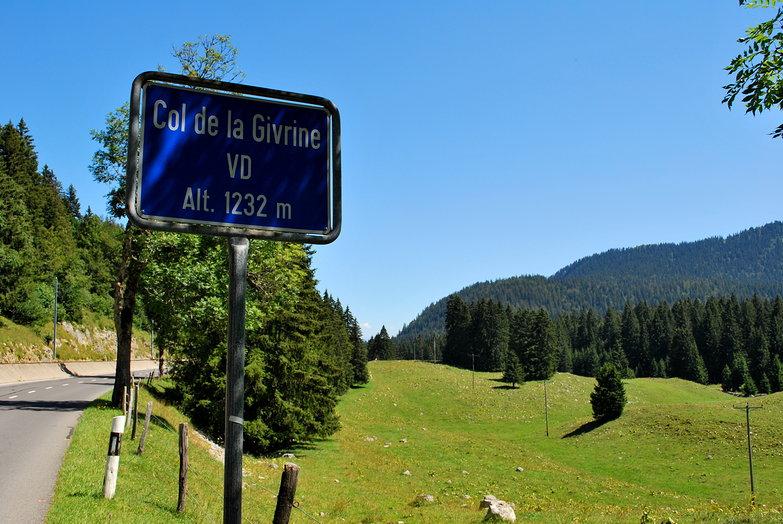Col de la Givrine