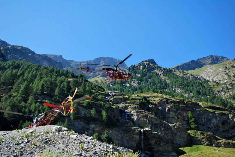 Zermatt Helicopters