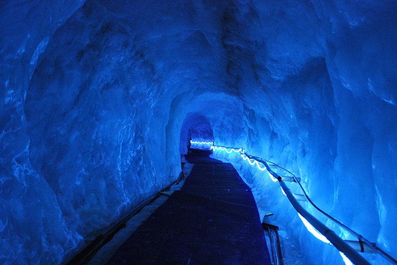 Glacier Hallway