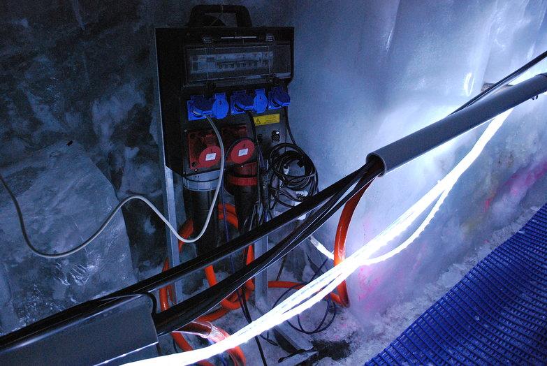 Glacier Electricity