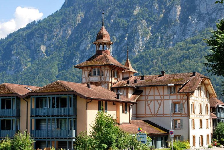 Swiss Building